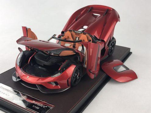 FrontiArt Koenigsegg Regera