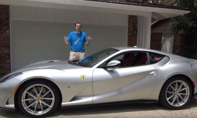 Doug deMuro-Ferrari 812 Superfast