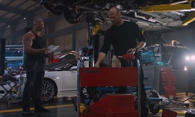 Hobbs and Shaw Filming