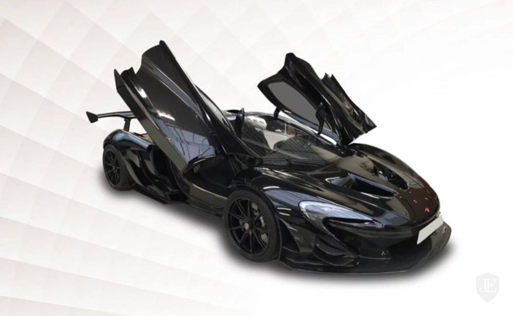 Street Legal McLaren P1 GTR Lanzante for sale Knight International 1