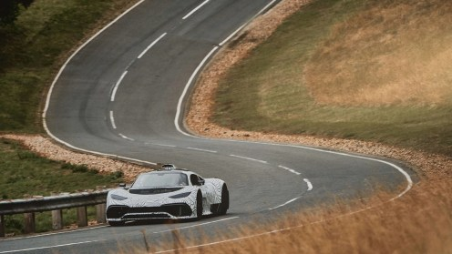 mercedes amg project one road testing 02