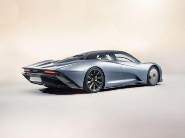 2019 McLaren Speedtail 5