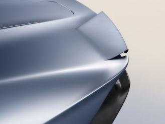 2019 McLaren Speedtail rear spoiler