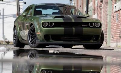 Dodge Challenger SRT Hellcat Redeye