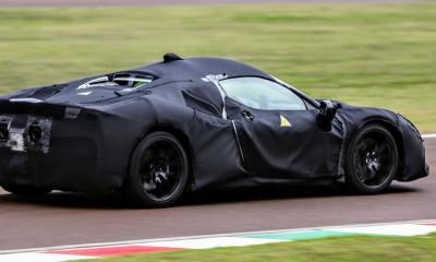 Ferrari mid engine hybrid prototype fiorano 10