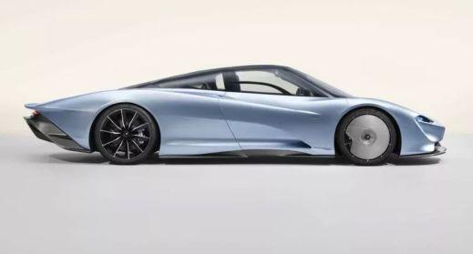 McLaren Speedtail leaked 4