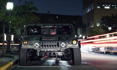 Mil Spec Hummer H1 Track Titan Truck