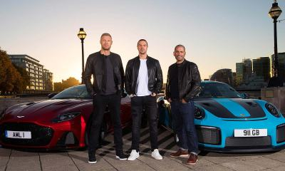 Top Gear presenters S27