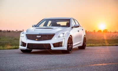 Hennessey Cadillac CTS-V 1000 Hp