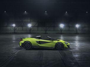 McLaren 600LT Spider-Detroit Motor Show-2