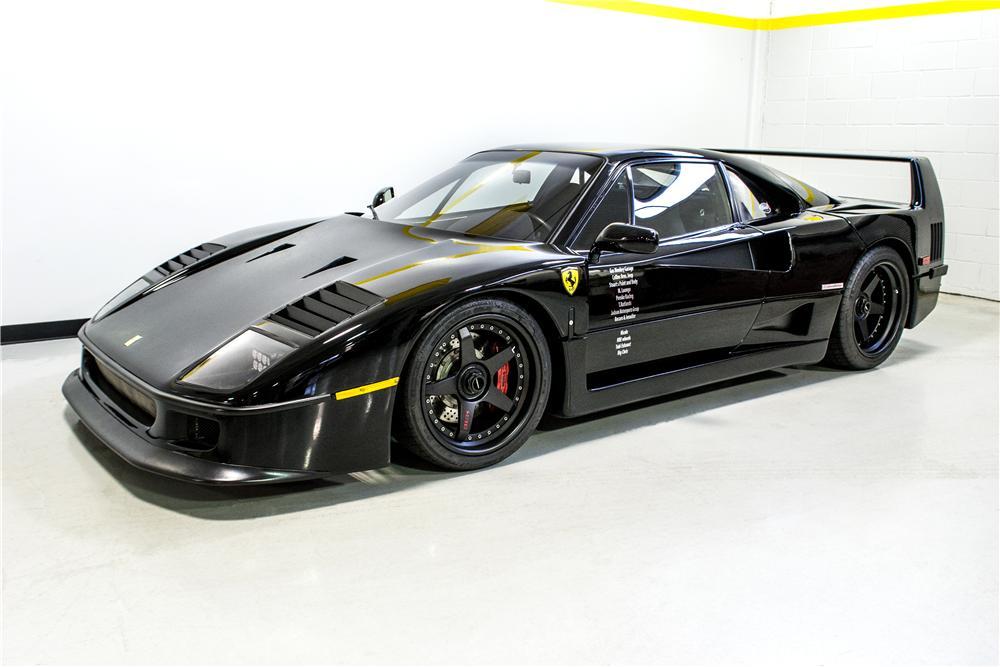 Fast N Loud Ferrari F40