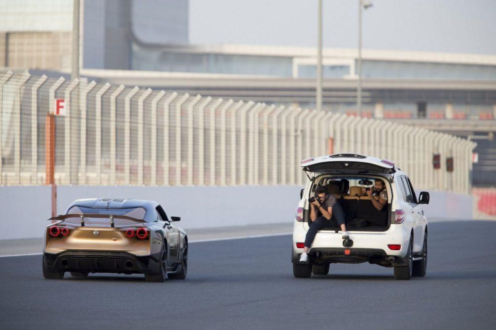 Nissan Italdesign GT-R50