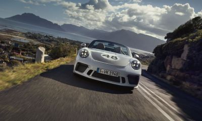 2019 Porsche 911 Speedster Heritage Design Package-2