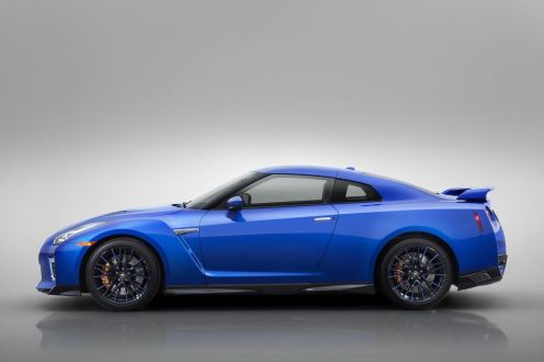 2020 Nissan GT-R 50th Anniversary Edition-2019 NY Auto Show-3
