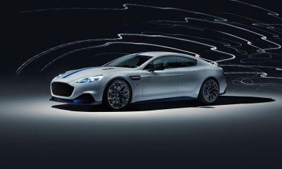 Aston Martin Rapide E-electric car-1