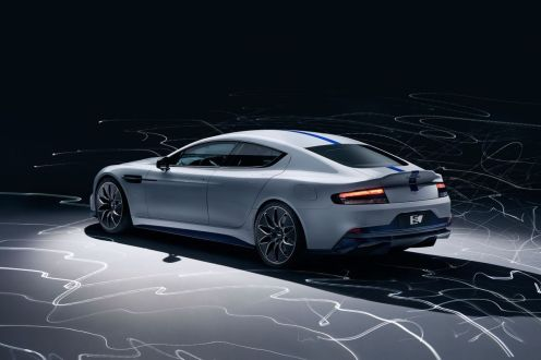 Aston Martin Rapide E-electric car-2