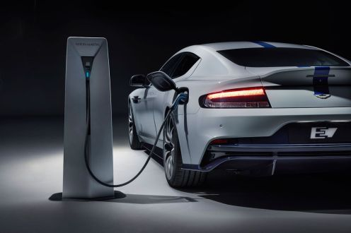 Aston Martin Rapide E-electric car-3