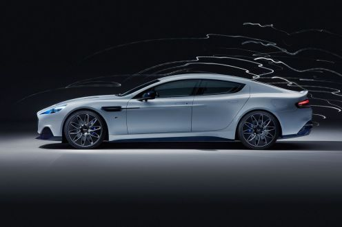 Aston Martin Rapide E-electric car-7