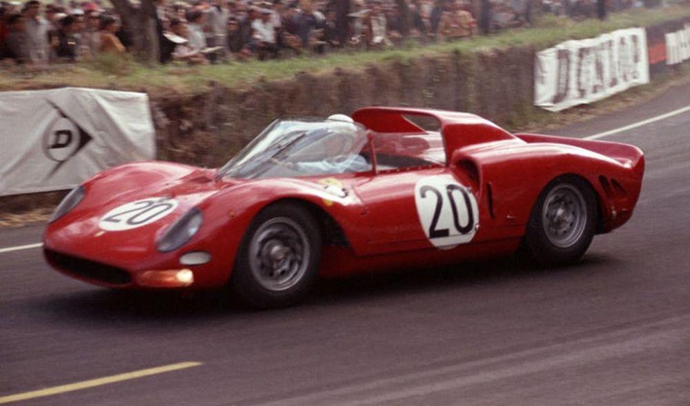 Ferrari 330 P3-Le Mans