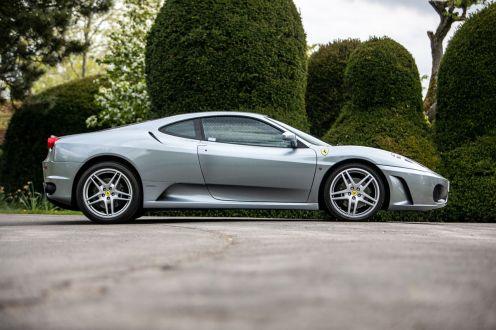 Ferrari F430-Manual-gated-shifter-Gordon Ramsay-auction-for-sale-2