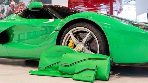 Jay Kay Signal Green LaFerrari for Sale-7