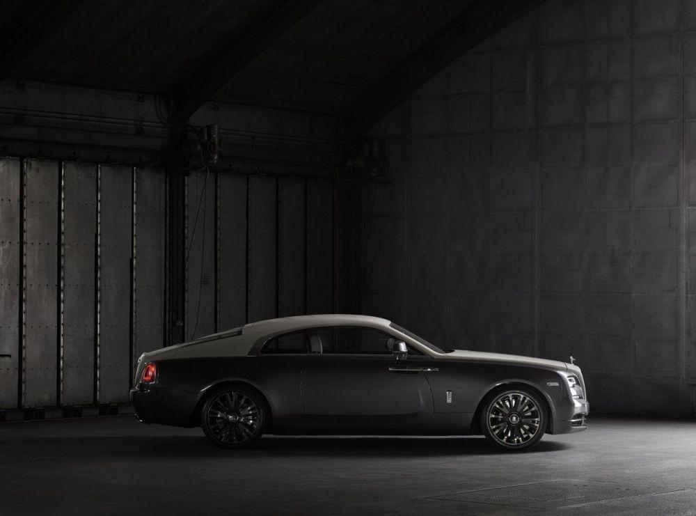 Rolls-Royce Wraith Eagle VII Collection-2