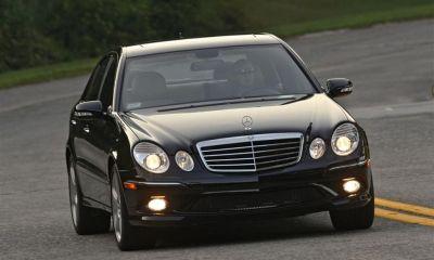 2009 Mercedes E-Class
