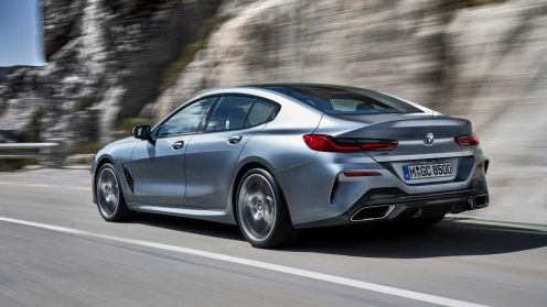 2020 BMW 8 Series Gran Coupe-2