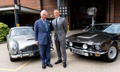 Aston Martin Valhalla-James Bond