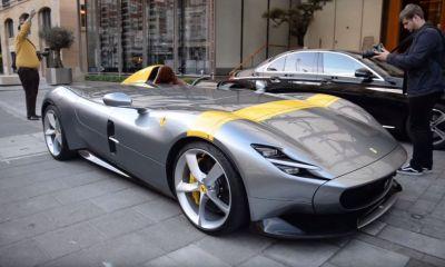 Ferrari Monza SP1-London