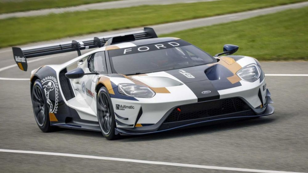 Ford GT MK2-Goodwood-1