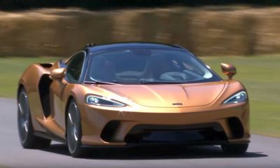 McLaren GT-2019-Goodwood