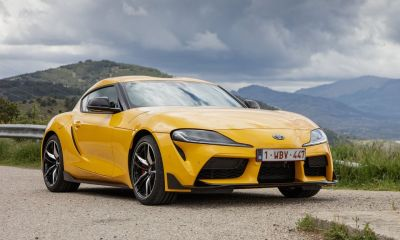 2020 Toyota GR Supra-yellow