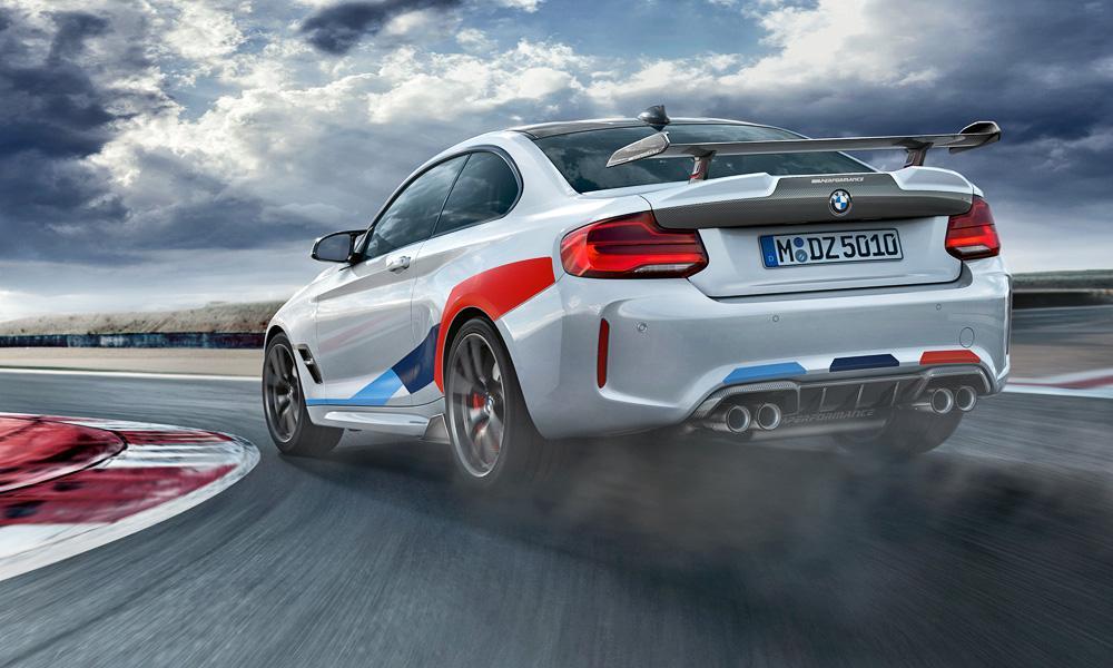BMW M2 CS-render