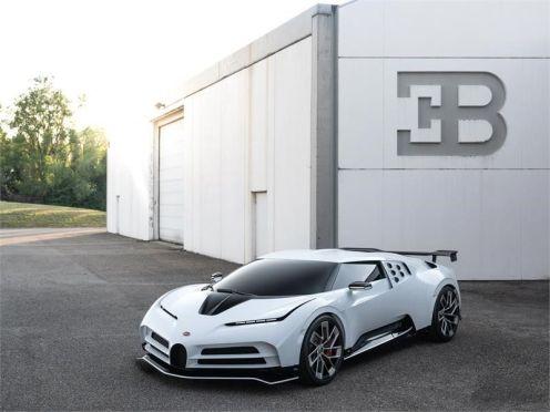 Bugatti Centodieci-EB110 Tribute-Pebble Beach-7