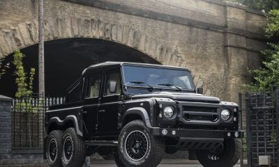 LAND ROVER DEFENDER Flying Huntsman 6x6-1