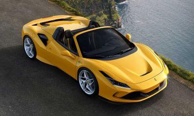 2020 Ferrari F8 Spider-1