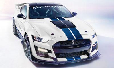 2020 Hennessey Mustang Shelby GT500 Venom 1200-1