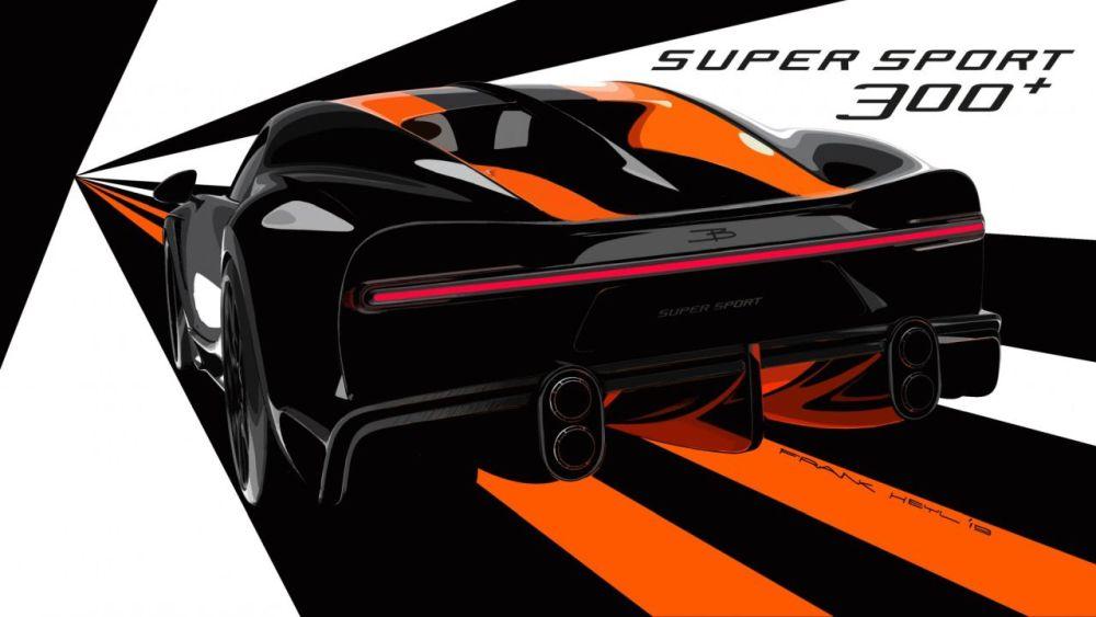 Bugatti Chiron 300 plus-rendering-2