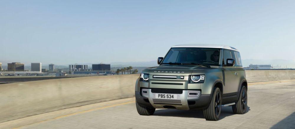 Land Rover Defender - 90