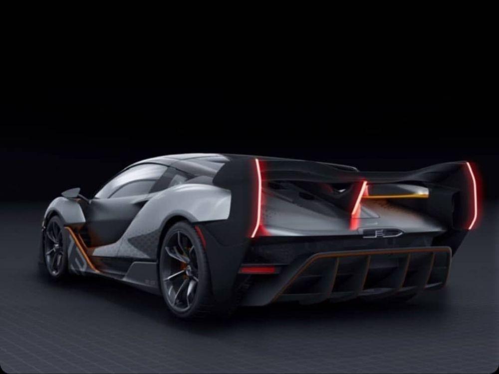 McLaren BC03-MSO-2