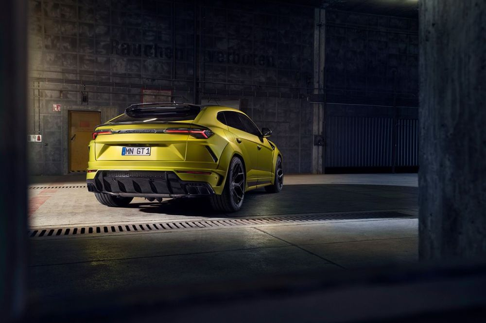 Novitec Lamborghini Urus Estesto-2