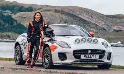 Jaguar F-TYPE Rally Car-Wales Rally GB-1