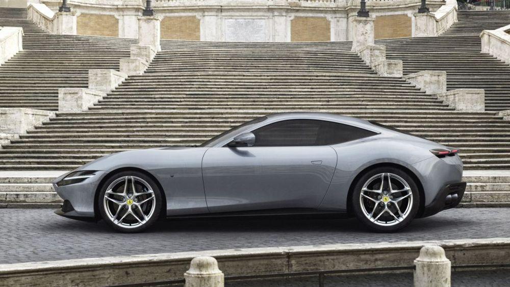 2020 Ferrari Roma-1