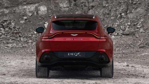 Aston Martin DBX SUV-3