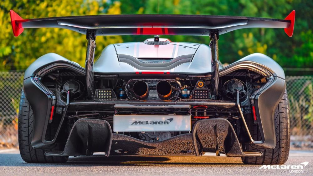 McLaren P1 GTR Lanzante for sale-3
