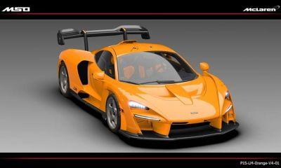 McLaren Senna LM-MSO-Orange-1