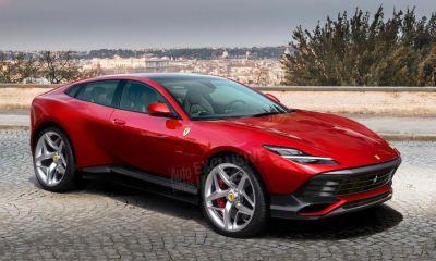Ferrari Purosangue SUV-rendering-1