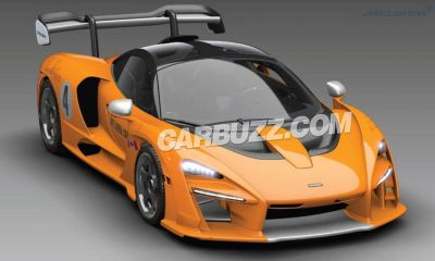 McLaren Senna Can-Am-LM-GTR-2