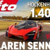 McLaren Senna-Hockenheim-lap record